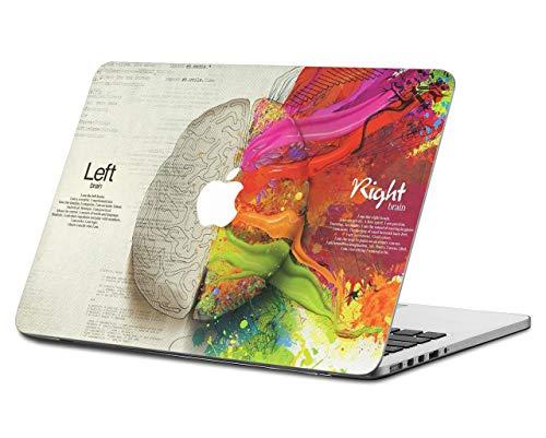 Das linke und rechte Gehirn Abziehbild/Vinyl Haut Aufkleber/Abdeckung Abziehbild des Macbook für das Macbook Pro 15