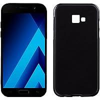 Funda Silicona Samsung A520 Galaxy A5 (2017) Negro