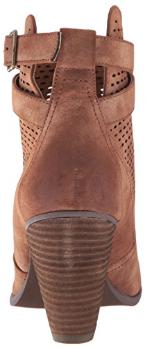 Not Rated Macy Damen Rund Kunstleder Mode-Stiefeletten Tan