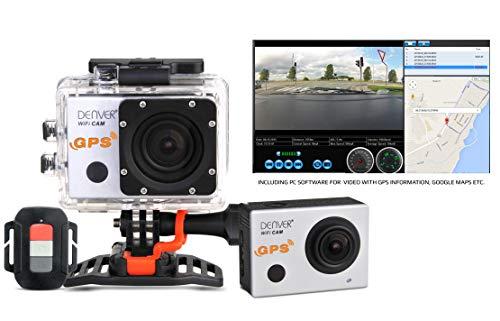Denver ACG-8050W Action-Kamera Mehrfarbig