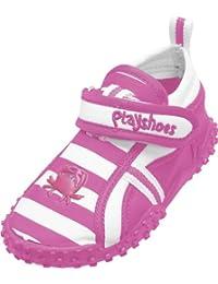 Playshoes Aqua-Schuh Krebs mit höchstem UV Schutz nach Standard 801 174782, Sandales fille