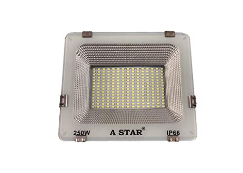 Urban Light LED Flood Light Outdoor Waterproof 250W White Color LED Lights