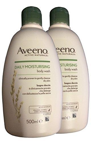 aveeno-daily-bain-douche-deux-paquets