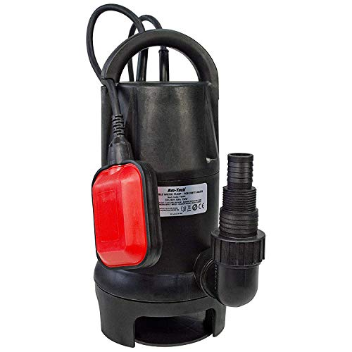 750W Heavy Duty Electric Submersible Clean or Dirty Water Flood Pump