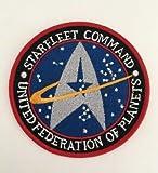 Star Trek Starfleet Command Logo tactique militaire Broderie Patch (Btdw)