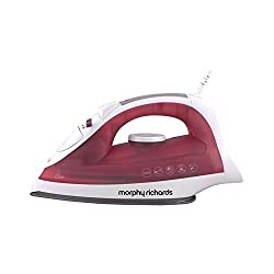 MORPHY RICHARDS GLIDE STEAM IRON 1250 WATTS NON-STICK