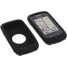 Funda para Garmin Edge 1000 protectora silicona carcasa protección negra