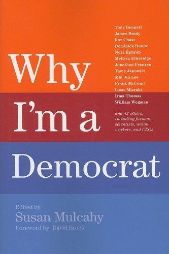 Why I'm a Democrat por Susan Mulcahy