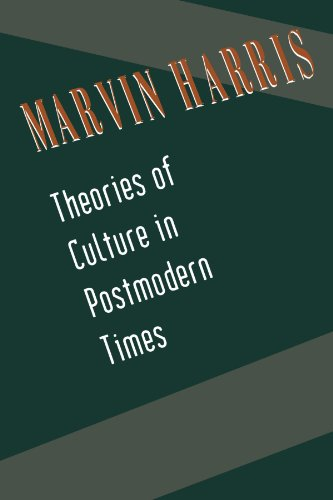 Theories of Culture in Postmodern Times (Communities)