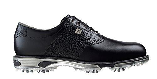 Footjoy , Chaussures de Golf homme Noir Negro / Negro croco 41 (M)