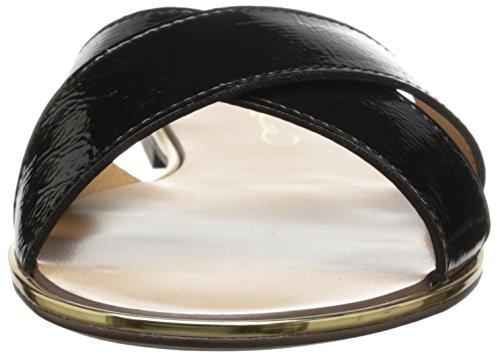 Report Signature Crusoe Synthétique Sandale Black