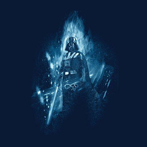 Star Wars Darth Vader Dark Matador Blue Women's T-Shirt Navy Blue