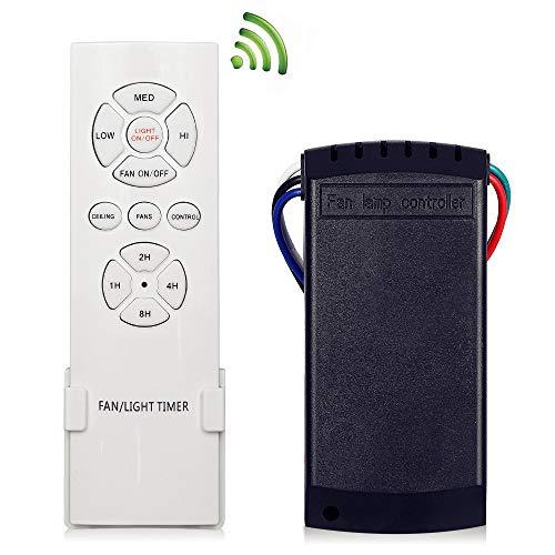 KNONEW Mando Universal para Ventilador de Techo