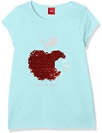 s.Oliver Mädchen T-Shirt 52705326912