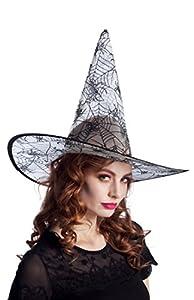 Boland 96923 - cobwebby bruja para adultos, sombreros y demás tocados