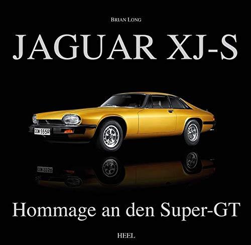Jaguar XJ-S: Hommage an den Super-GT -