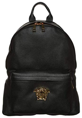 Versace Peccary and Leather Rucksack PALAZZO Echtleder