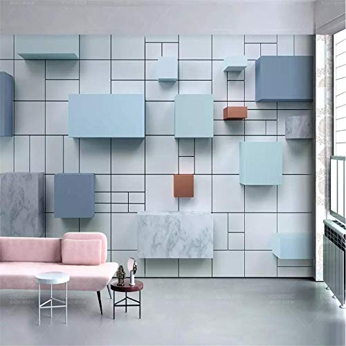 Mural Papel Pintado Tela No Tejidamural Personalizado En 3D Nuevo Papel Tapiz Estereoscópico En 3D El Espacio Del Sofá De La Sala De Estar Para