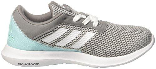 adidas Damen Element Refresh 3W Laufschuhe Mehrfarbig (Grey Three F17/ftwr White/grey Two F17)