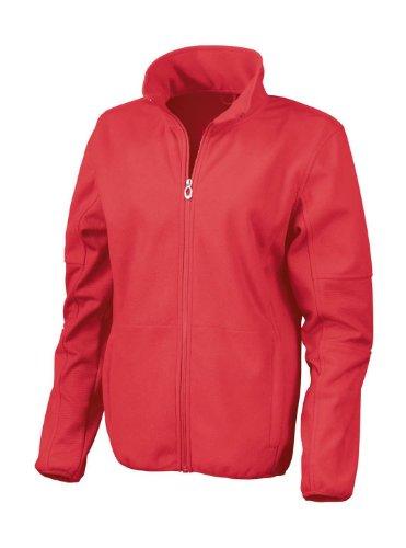 Result - Blouson -  Femme Rouge - Rouge