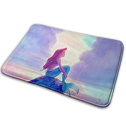 Disney Princess Schlafzimmer Möbel (Welcome Door Teppich Ariel Mermaid Disney Princess Indoor Outdoor Teppich 15,7