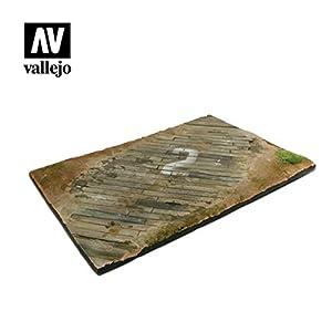 Vallejo SC102 - Juego de construcción de maquetas, Diferentes