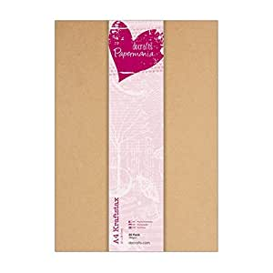 Docrafts A4 Kraftstax (Pack of 25)