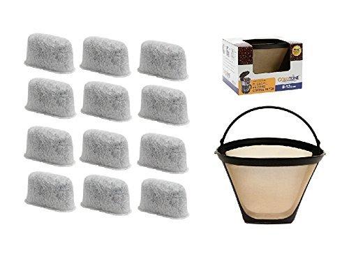 iederverwendbar # 4Membran Stil Ersatz Cuisinart Kaffee Filter ersetzt Ihr Permanent Cuisinart Kaffee Filter für Cuisinart Maschinen und Brauer ()