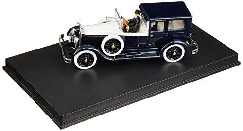 isotta-fraschini-8a-torpedo-fleetwood-schwarz-hellbeige-rhd-1925-modellauto-fertigmodell-rio-143