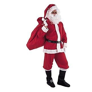 Limit Sport – Disfraz de Papá Noel para hombre (MA197)