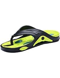 Chanclas de Playa de Baño Verano para Hombre, QinMM Zapatos de Fiesta Casual de Vestir Sandalias