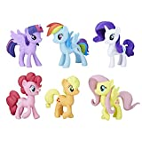 My Little Pony E1970 Meet The Mane 6 Ponies Collection