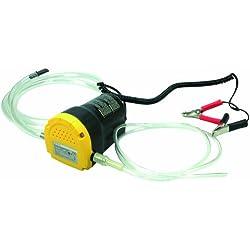 Cartrend 50210 Bomba de succión de aceite 12 V, Capacidad hasta 1,5 L/min