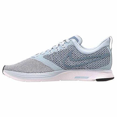 NIKE Women's Zoom Strike Ocean Bliss/Noise Aqua Black Ankle-High Running Shoe - 7M - Für Nike Ankle-boots Frauen