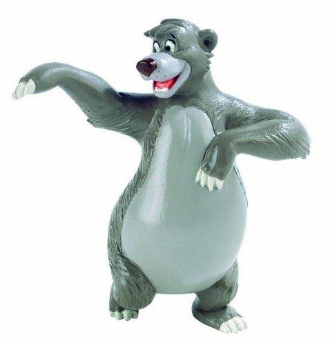 Preisvergleich Produktbild Bullyland 12381 - Spielfigur - Walt Disney Dschungelbuch - Balu, ca. 8 cm