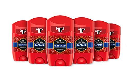 Old Spice Captain - Desodorante Stick