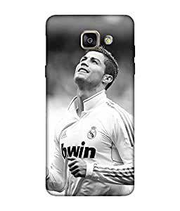 small candy 3D Printed Back Cover For Samsung Galaxy A3 2016 -Multicolor ronaldo