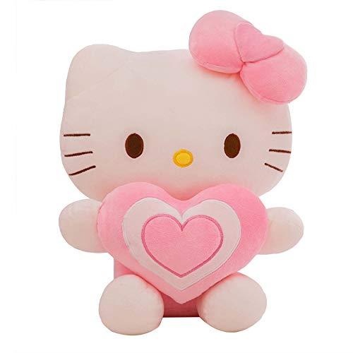 XQYPYL Kuschelig Hallo Kitty Plüsch Spielzeug Kinder Dekor Geburtstag Geschenk 30cm-70cm,01,30cm (Hello Kitty Plüsch-affe)