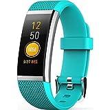 Die besten Casio Herzfrequenz-Uhren - Lemumu Neue FIT HR2 Smart Bluetooth Armbanduhr Sport Bewertungen