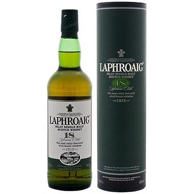Laphroaig OB 18yo 48%alc.