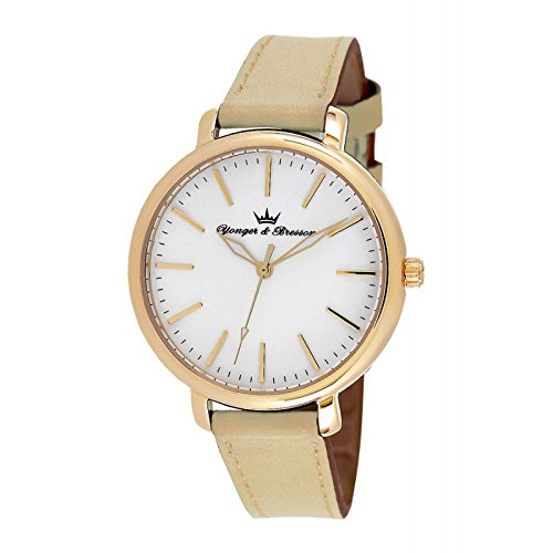 Orologio Yonger & Bresson Donna Bianco – DCP 050/Be – Regalo Ideale