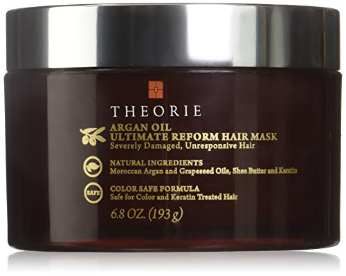 Theorie Argan Oil Ultimate Reform Hair Mask, 200ml by Theorie