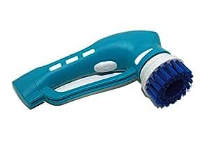 Brosse portable électrique rechargeable à nettoyer les affaires de ménage