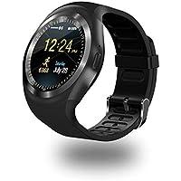 Bluetooth Smart Watch con Funzione di Activity Tracker Unisex Phone Android