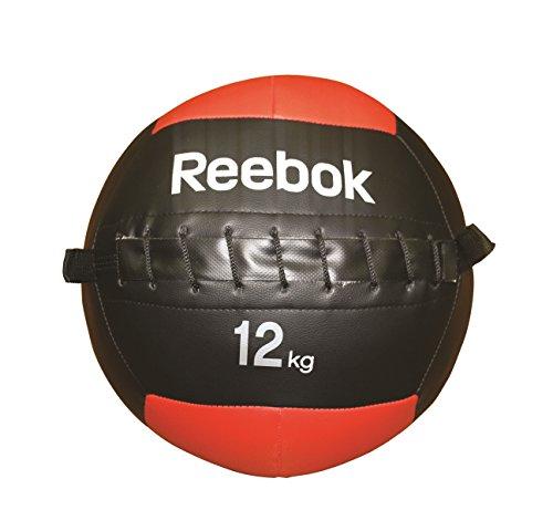 Reebok RSB-10184 - Balón medicinal blando, color negro, 12kg