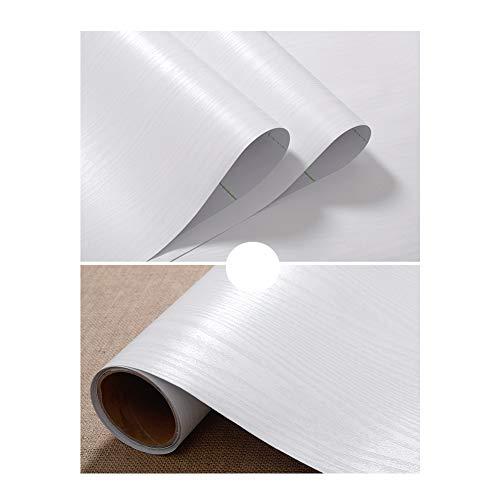 Características principales: Material: PVC. Color: madera mate. Tamaño del producto: 40 x 300 cm. El paquete incluye: un rollo. Características del producto: respetuoso con el medio ambiente, superficie brillante, resistente al aceite, fácil de aplic...