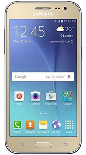 Samsung Galaxy J2 SM-J200GZDHINS (Gold, 8GB) with Offers