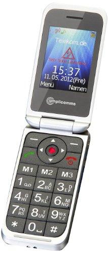 Amplicomms PowerTel M7000 Mobiltelefon (Bluetooth)