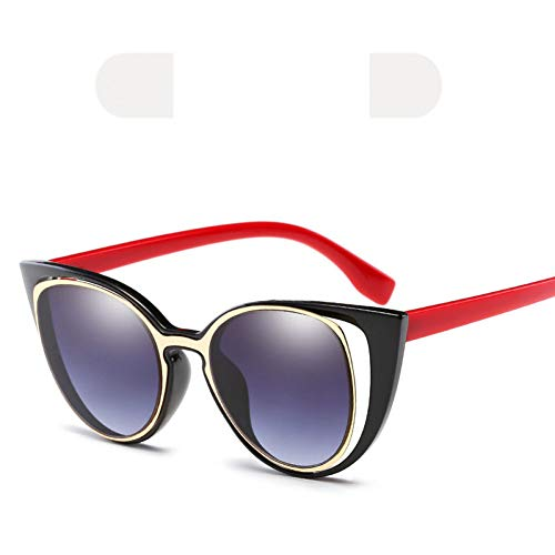 ZMHX Sonnenbrillen DamenSonnenbrille Polycarbonat Spiegel Winddichter Astigmatismus Polarisiertes Licht Anti-Müdigkeit