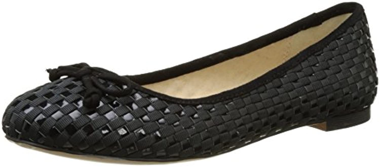 Buffalo Shoes C035c-4 S0003a a 0023j PU, Bailarinas para Mujer